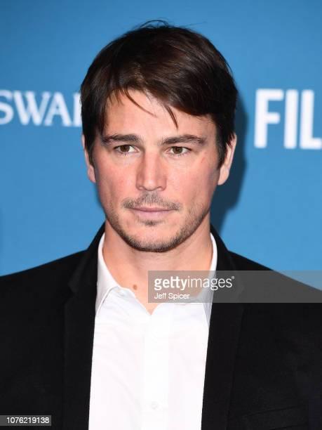 Josh Hartnett attends the 21st British Independent Film Awards at Old Billingsgate on December 02, 2018 in London, England.