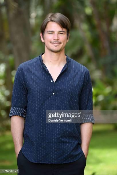Josh Hartnett attends the 'Filming Italy Sardegna Festival' at Forte Village Resort on June 15, 2018 in Santa Margherita di Pula, Cagliari, Italy.