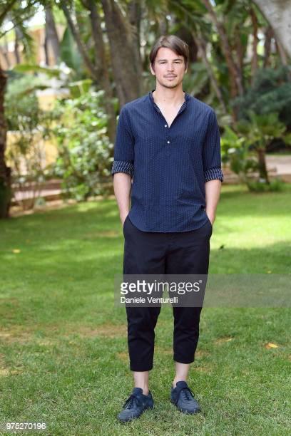 Josh Hartnett attends the 'Filming Italy Sardegna Festival' at Forte Village Resort on June 15 2018 in Santa Margherita di Pula Cagliari Italy