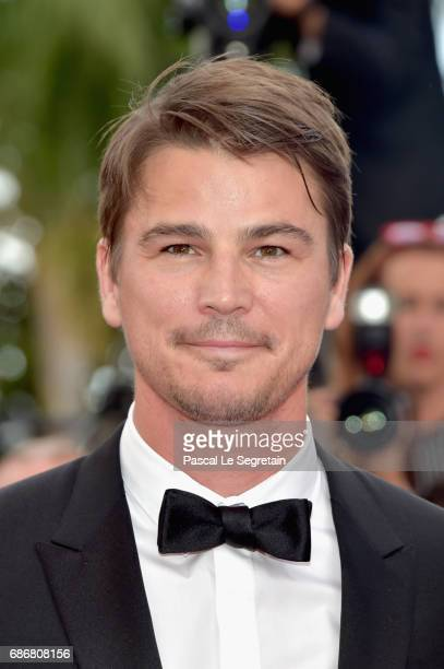 """Josh Hartnett attends the """"The Killing Of A Sacred Deer"""" screening during the 70th annual Cannes Film Festival at Palais des Festivals on May 22,..."""