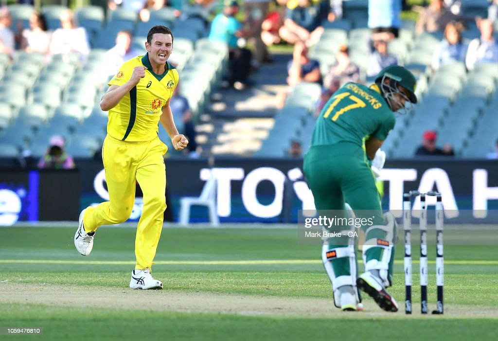 Australia v South Africa - 2nd ODI : News Photo