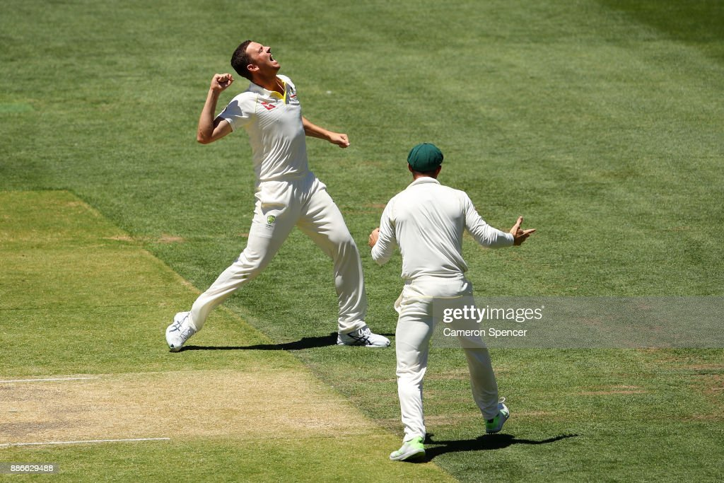 Australia v England - Second Test: Day 5 : News Photo