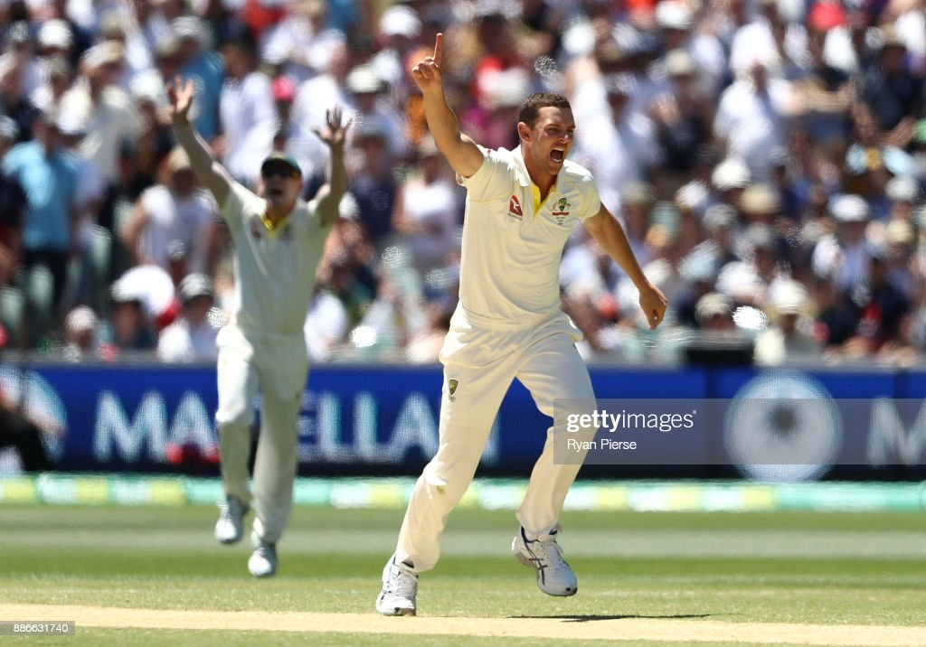 Australia v England - Second Test: Day 5
