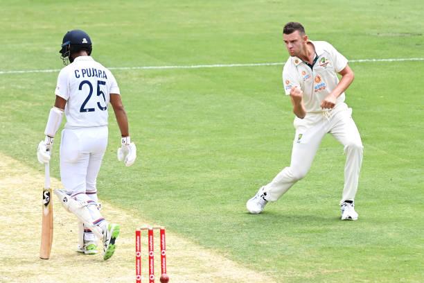 AUS: Australia v India: 4th Test: Day 3