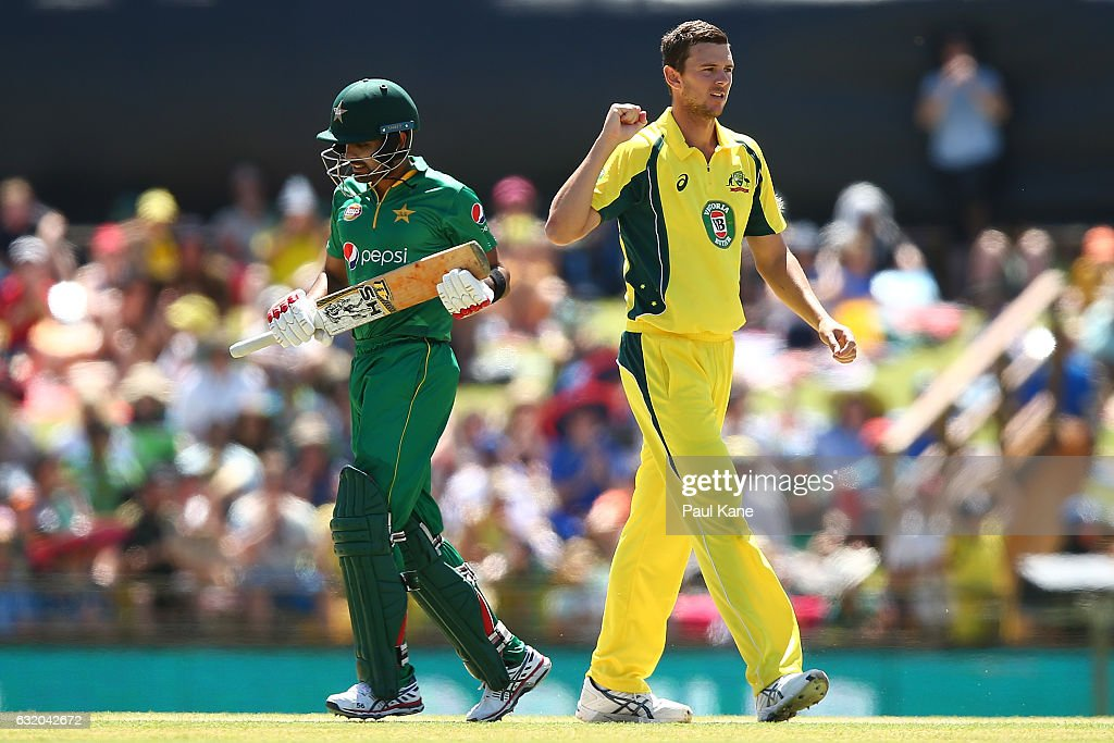 Australia v Pakistan - ODI Game 3