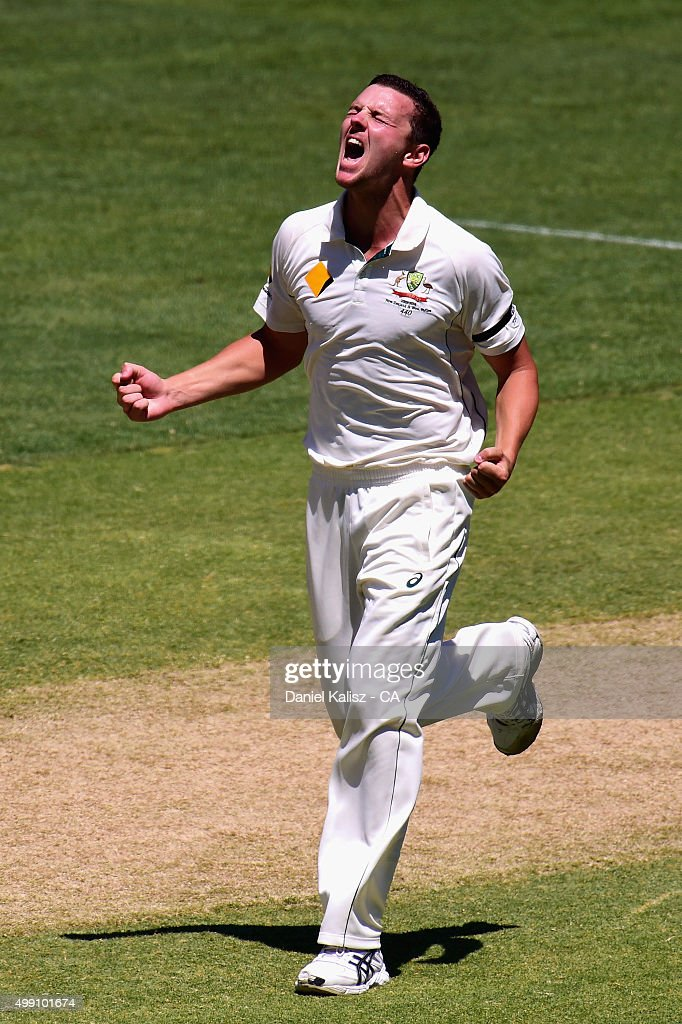 Australia v New Zealand - 3rd Test: Day 3