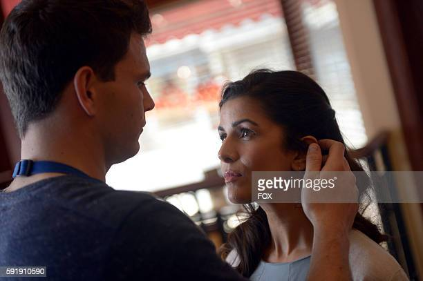 Josh Helman and Nimrat Kaur in the City Upon A Hill episode of WAYWARD PINES airing Wednesday June 29 on FOX