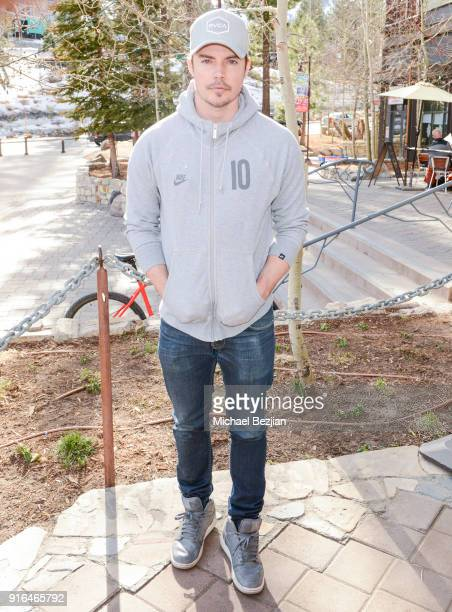 Josh Henderson attends Inaugural Mammoth Film Festival Day 2 on February 9 2018 in Mammoth Lakes California