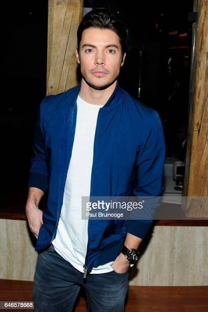 Josh Henderson attends Lionsgate Hosts the After Party for The Shack at Gabriel Kreuther on February 28 2017 in New York City