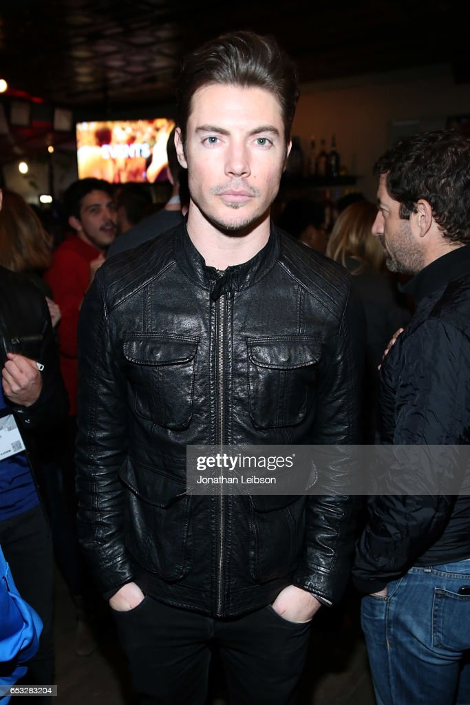 Josh Henderson attends the NYLON And The Hulu Original The Handmaid's Tale Celebrate SXSTYLE At #TwitterHouse at Bar 96 on March 14, 2017 in Austin, Texas.