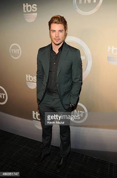 Josh Henderson attends the TBS / TNT Upfront 2014 at The Theater at Madison Square Garden on May 14 2014 in New York City 24674_001_0154JPG