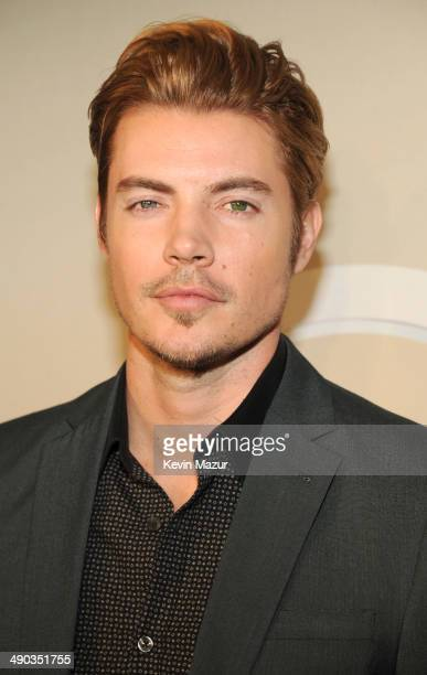 Josh Henderson attends the TBS / TNT Upfront 2014 at The Theater at Madison Square Garden on May 14 2014 in New York City 24674_001_0150JPG