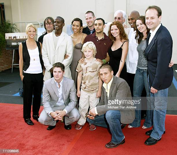 Josh Henderson James Jax Pinchak and Erik Palladino Nicki Aycox Keith Robinson Lizette Carion Omid Abtahi Brigid Brannagh Sticky Fingaz Sprague...