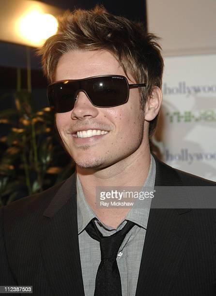 Josh Henderson wearing Emporio Armani 9365/s sunglasses