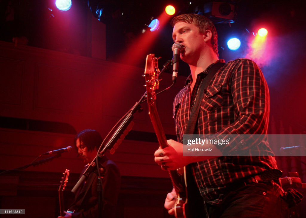 Microsoft Zune Presents Queens of the Stone Age in Concert at The Box -