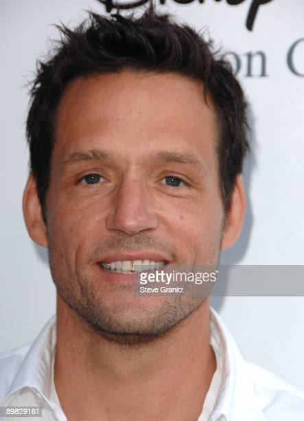 Josh Hopkins attends the 2009 DisneyABC Television Group summer press tour at The Langham Resort on August 8 2009 in Pasadena California