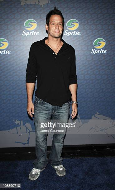 Josh Hopkins during Sprite Street Couture Showcase - Arrivals and Afterparty at Guastavino's in New York City, New York, United States.