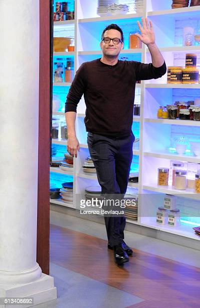 THE CHEW Josh Hopkins of ABC's 'Quantico' is the guest Tuesday March 1 2016 on ABC's 'The Chew' THE CHEW airs MONDAY FRIDAY on the ABC Television...