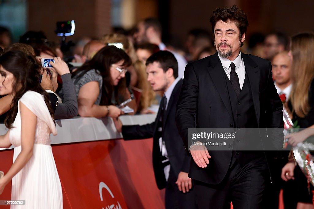 'Escobar: Paradise Lost' Red Carpet - The 9th Rome Film Festival : Foto di attualità