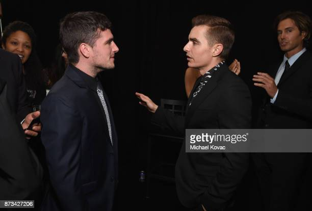 Josh Hutcherson and Dave Franco attend the screening of The Disaster Artist at AFI FEST 2017 Presented By Audi on November 12 2017 in Hollywood...