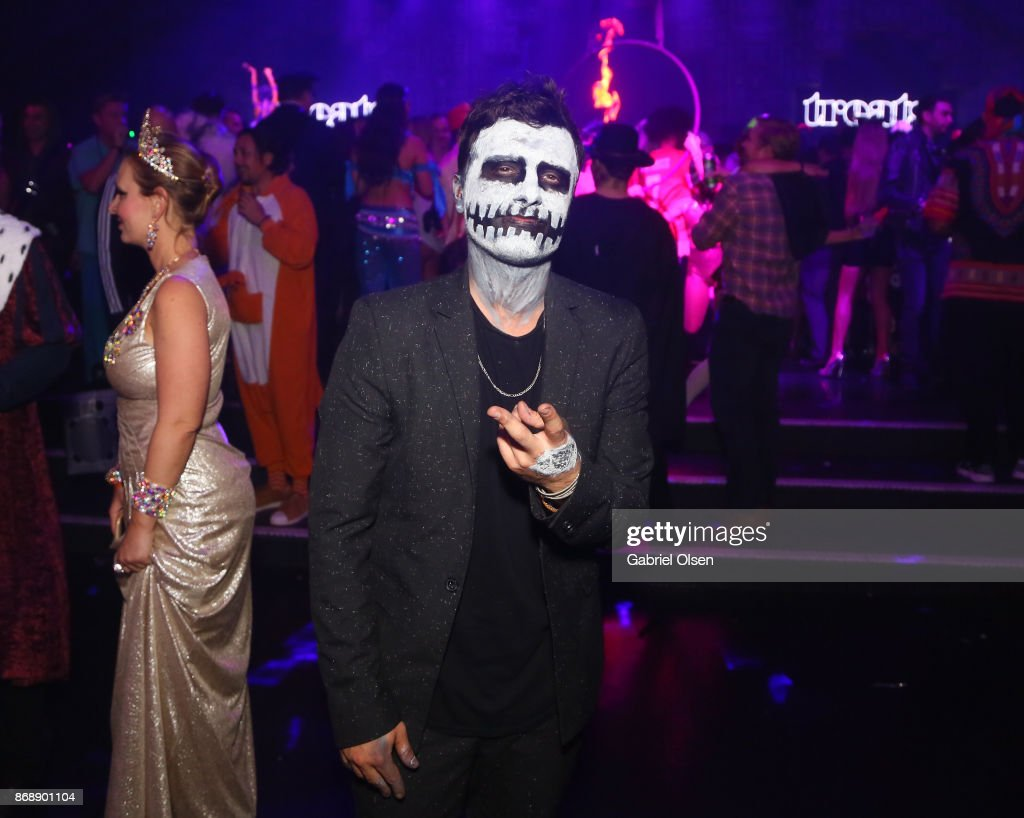 treats! Magazine's 7th Halloween Party in Partnership with Rolls-Royce Black Badge, Absolut Elyx, & Perrier Jouet