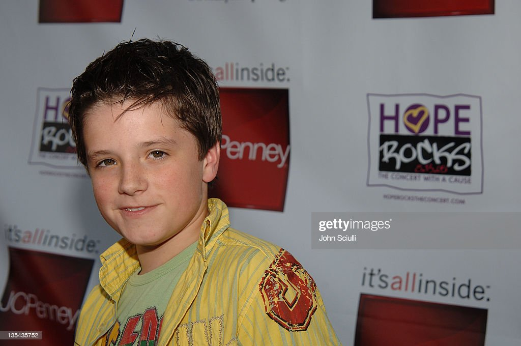 Hope Rocks Benefit Concert  - Arrivals - August 13,2005 : News Photo