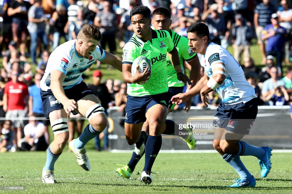 Highlanders v Waratahs - Pre-Season Super Rugby : News Photo