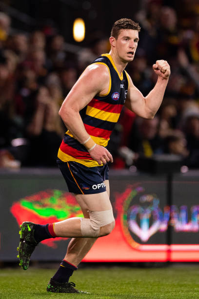 AUS: AFL Rd 18 - Adelaide v Essendon