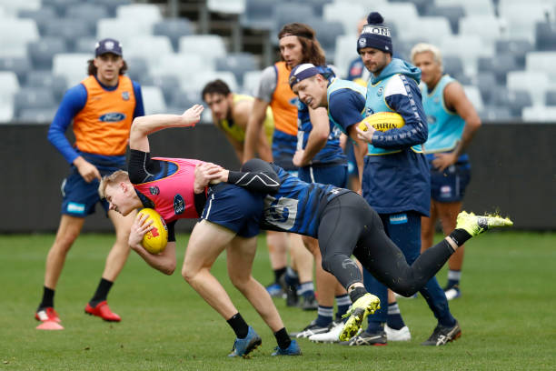 AUS: Geelong Training Session & Media Opportunity