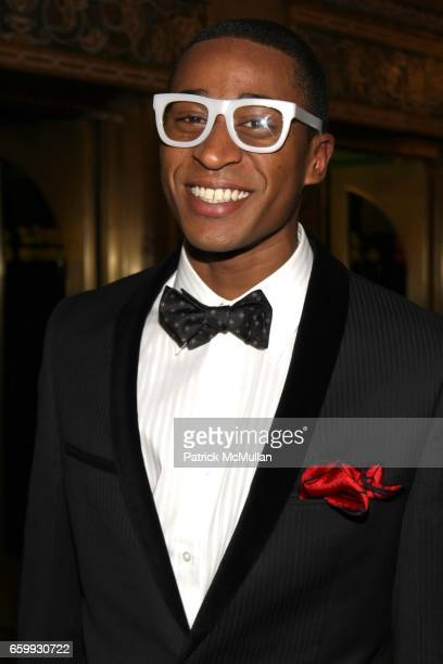 Josh Johnson attends ALVIN AILEY Opening Night Gala Benefit at New York City Center / Hilton on December 2 2009 in New York City
