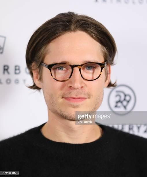 Josh Kaye attends the premiere of Starlight Studios and Refinery29's 'Come Swim' on November 9 2017 in Los Angeles California