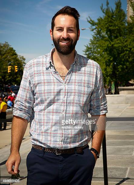 Josh Kelley attends the 2014 IPL 500 Festival Parade during the 2014 Indy 500 Festival at on May 24 2014 in Indianapolis Indiana