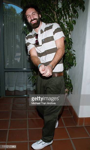 Josh Kelley during Golf Digest 2006 Celebrity Invitational to Support the Prostate Cancer Foundation at Wilshire Country Club in Los Angeles...