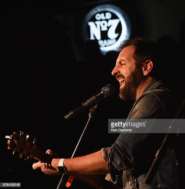 Josh Kelley Performs during Charles Kelley of Lady Antebellum Special Performance on May 4 2016 in Nashville Tennessee
