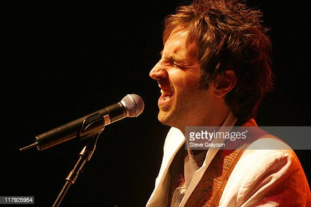 Josh Kelley performs during the Concert Party Presented by 2AM Group part of the Nationwide Tour's 2007 BMW Charity ProAm at the Cliffs at the BILO...