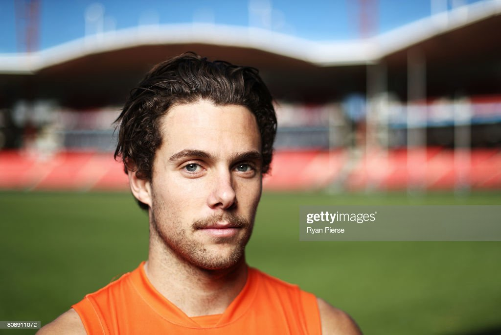 GWS Giants Portrait Session