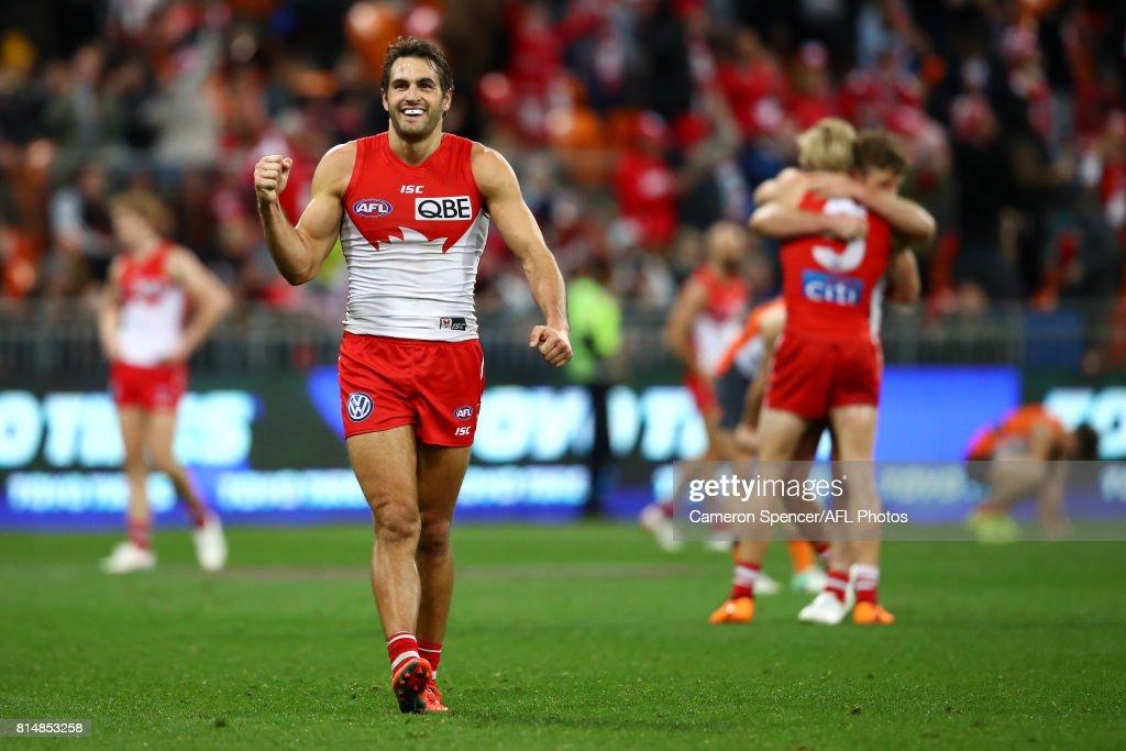 AFL Rd 17 - GWS v Sydney