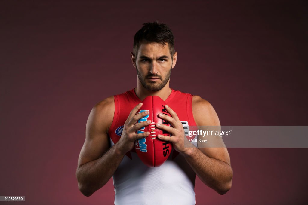 Sydney Swans Portrait Session