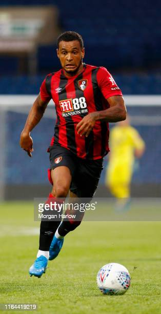 Josh King of Bournemouth runs with the ball during the PreSeason Friendly match between West Bromwich Albion and Bournemouth at The Hawthorns on July...