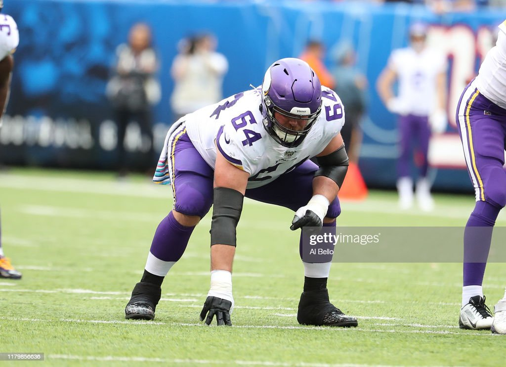 Minnesota Vikings vNew York Giants : News Photo