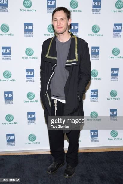 Josh Klinghoffer attends Tree Media's salon for 'We The People 20' at Los Angeles Cleantech Incubator on April 18 2018 in Los Angeles California