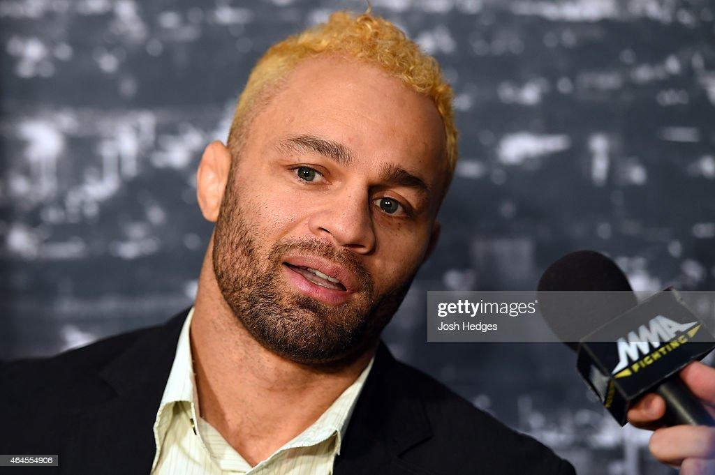 UFC 184: Ultimate Media Day