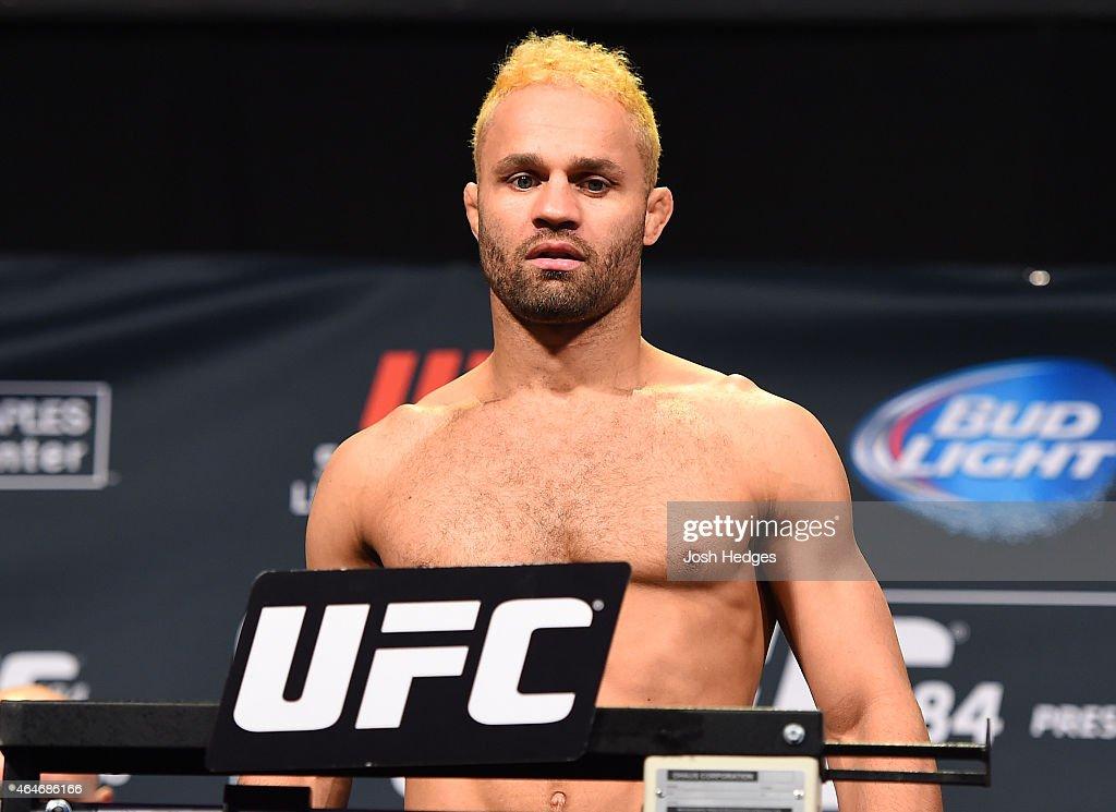 UFC 184: Weigh-Ins