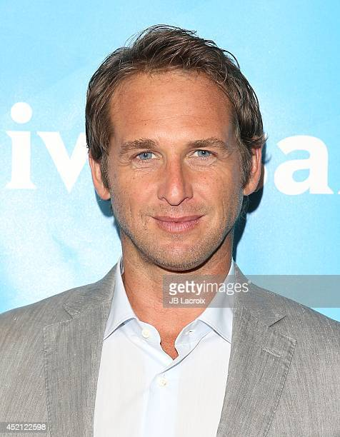 Josh Lucas attends the 2014 Television Critics Association Summer Press Tour NBCUniversal Day 1 held at the Beverly Hilton Hotel on July 13 2014 in...