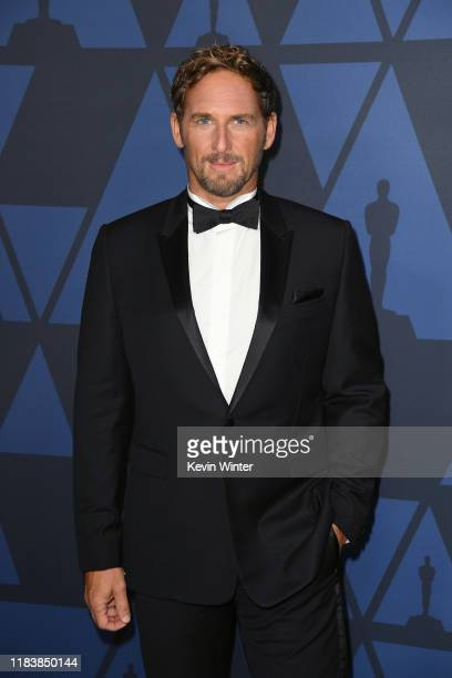 Josh Lucas attends the Academy Of Motion Picture Arts And Sciences' 11th Annual Governors Awards at The Ray Dolby Ballroom at Hollywood Highland...