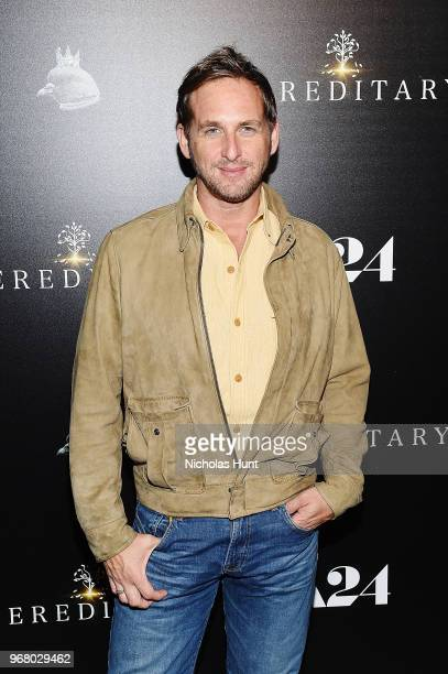 "Josh Lucas attends the ""Hereditary"" New York Screening at Metrograph on June 5, 2018 in New York City."