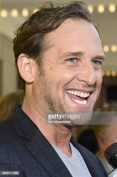 Josh Lucas attends the premiere of 'The Most Hated Woman in America' at the Paramount Theater during the 2017 SXSW Conference And Festivals on March...
