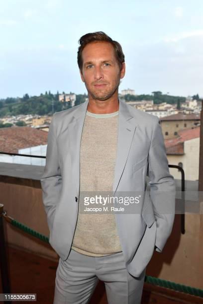 Josh Lucas attends the Salvatore Ferragamo Private Dinner at Palazzo Vecchio during Pitti Immagine Uomo 96 on June 11, 2019 in Florence, Italy.