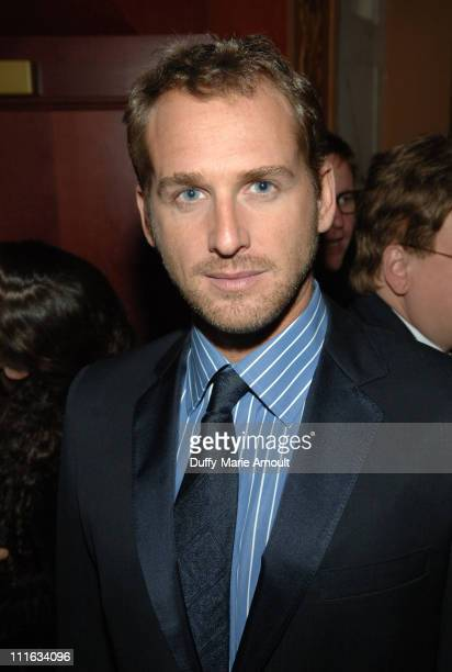 Josh Lucas during 4th Annual Lucie Awards at American Airlines Theatre in New York City New York United States