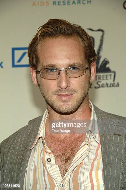 Josh Lucas during Kanye West performs at the 2006 Cipriani Deutsche Bank Concert Series benfitting anfAR at Cipriani Wall Streeet in New York City...